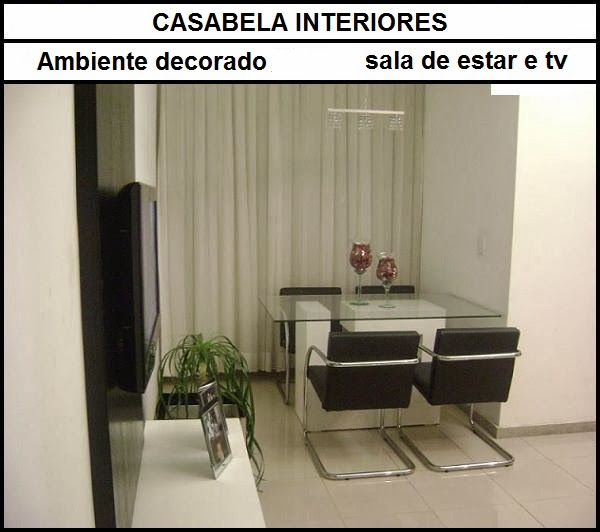 decoracao interiores ambientes pequenos : decoracao interiores ambientes pequenos:Decoração apartamento pequeno