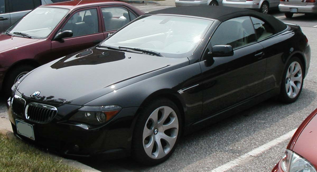 Car Dinal Bmw 645ci