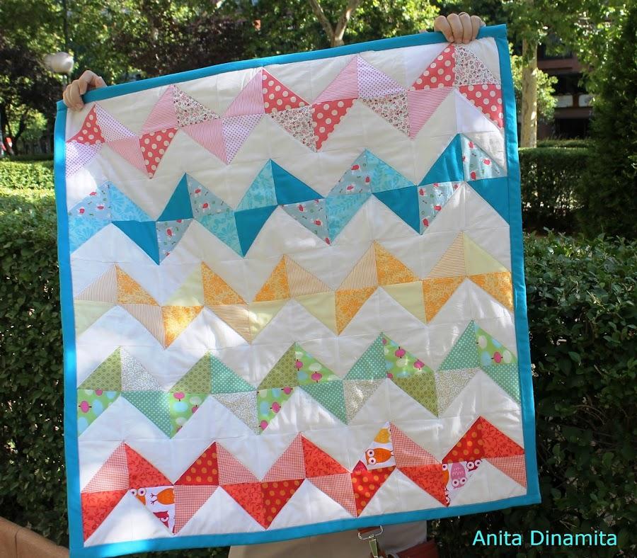 Como hacer colchas de patchwork - Como hacer colchas de patchwork ...