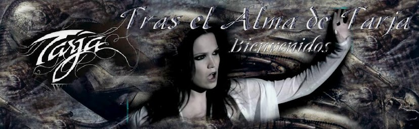 Tras el Alma de Tarja | Colours In The Dark | Colours in the Road World Tour 2014-2015