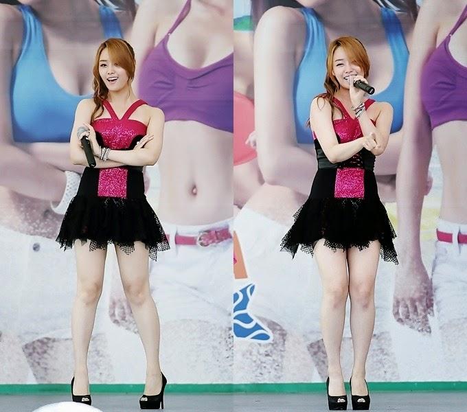 Secret's Jieun weight loss: Before and After ~ K-Diet