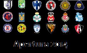 Calendario juegos jornada 16 futbol mexicano apertura 2014 liga mx