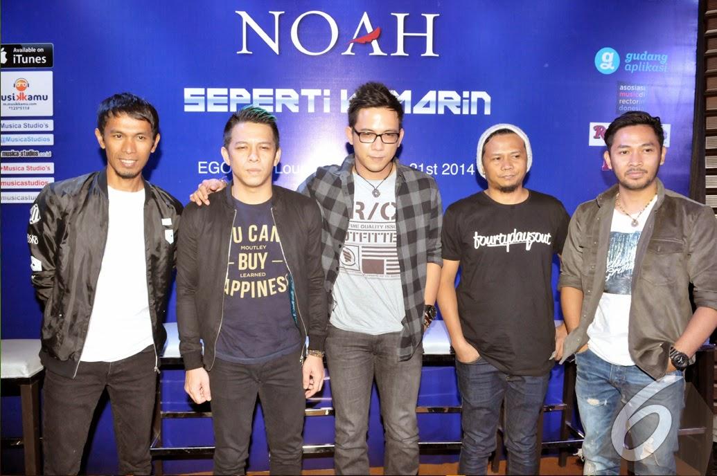 Noah – Seperti Kemarin (3,4MB)