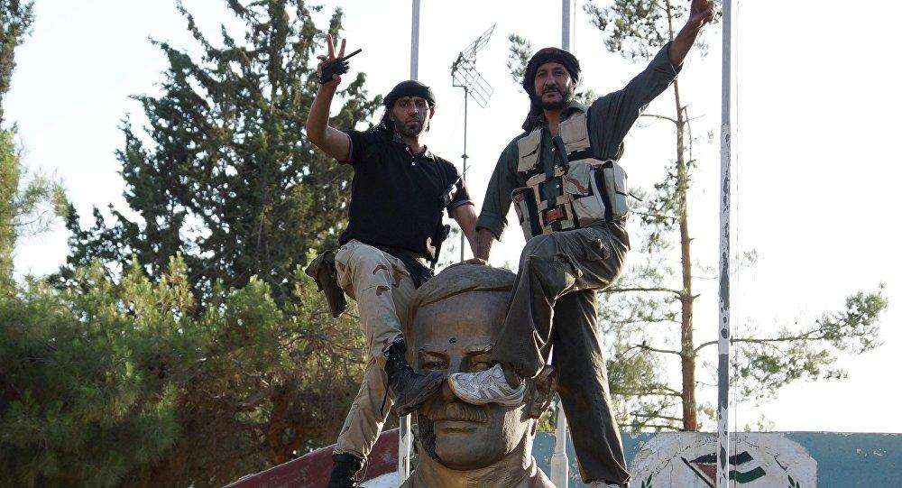 Damasco: El Ejército Libre Sirio ya no existe   Geopolítico.es