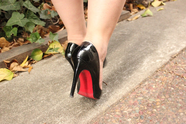 Classic Black Patent Christian Louboutin Pumps