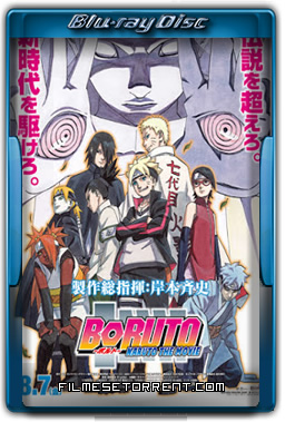 Boruto - Naruto the Movie Torrent Dublado
