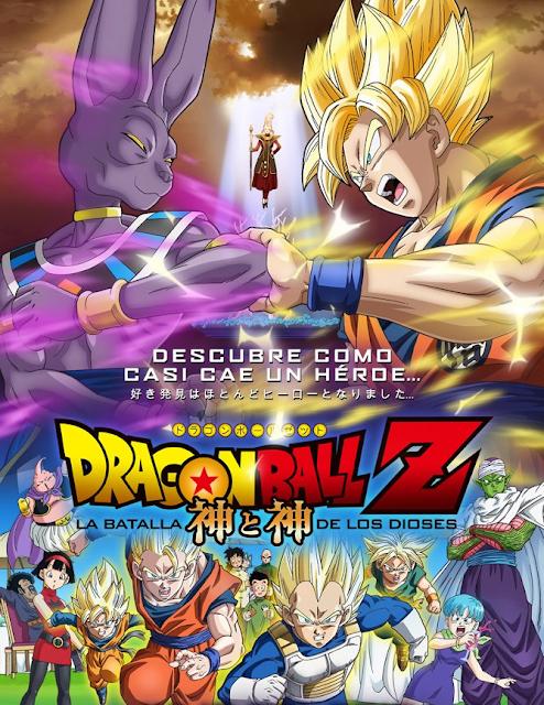 Dragon Ball Z : Batalla de los Dioses - Trailer Oficial