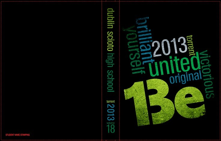 yearbook layout design ideas