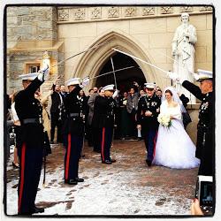 Our Winter Bride!!