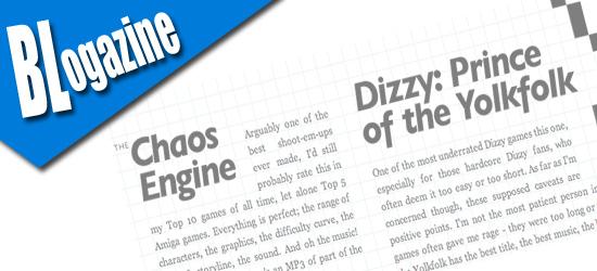 Menulis Artikel Dengan Teknik Blogazine
