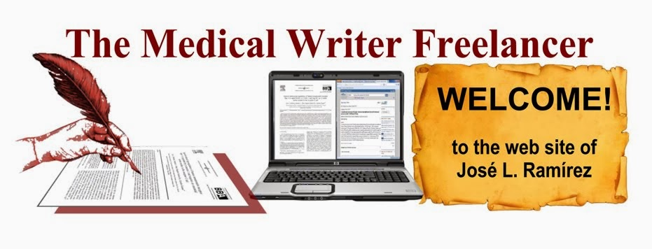 The Medical Writer Freelancer