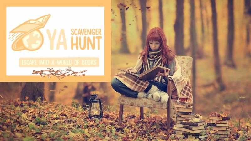 YA Scavenger Hunt