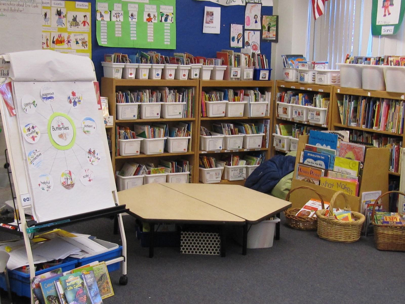 Classroom Library Ideas ~ Joyful learning in kc classroom library