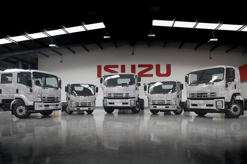 New Parts And Service Dealer For Isuzu Truck In Bristol | Wheelsology.com    World Of Wheels