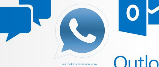 Outlook estilo WhatsApp!