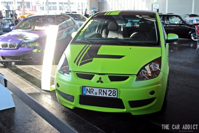 Private Car Are Club Area TUNING WORLD Bodensee 2013