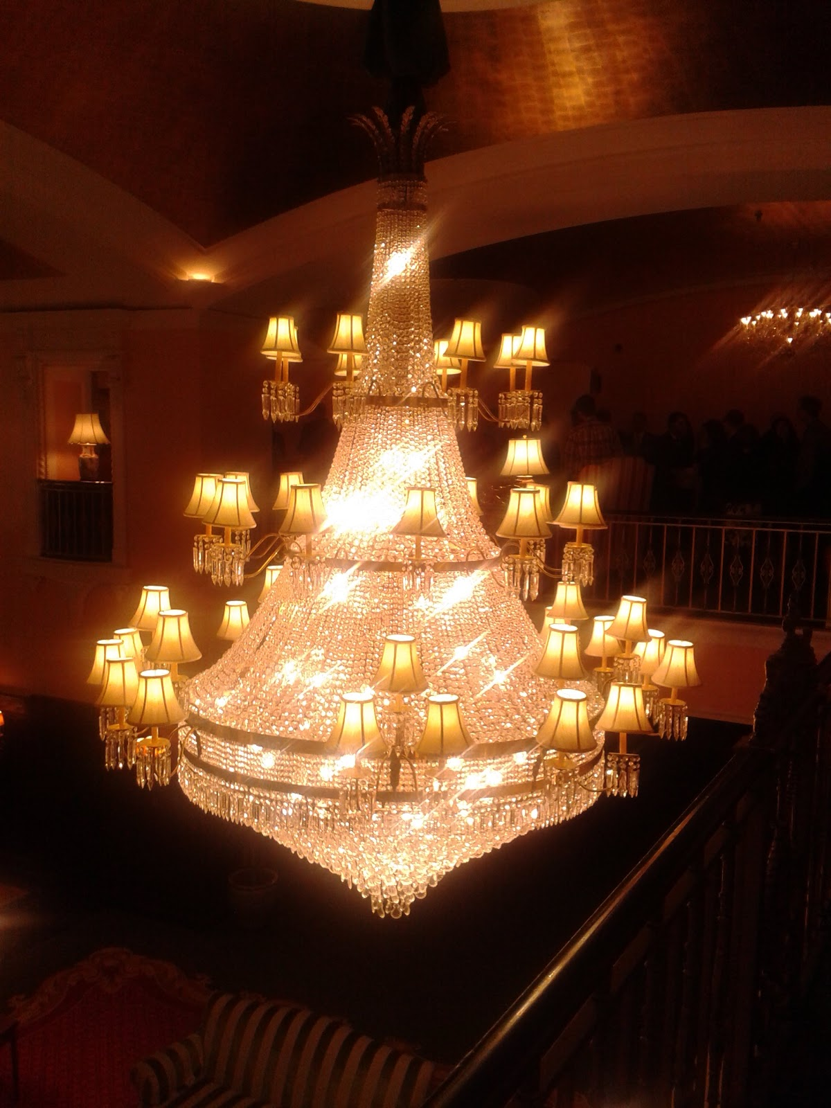 Eclectic and eccentric photo saturday do not swing on the chandelier photo saturday do not swing on the chandelier aloadofball Image collections