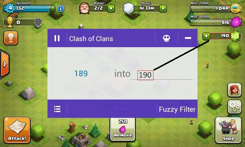 Clash Of Clans Hacker V 21 | Apps Directories