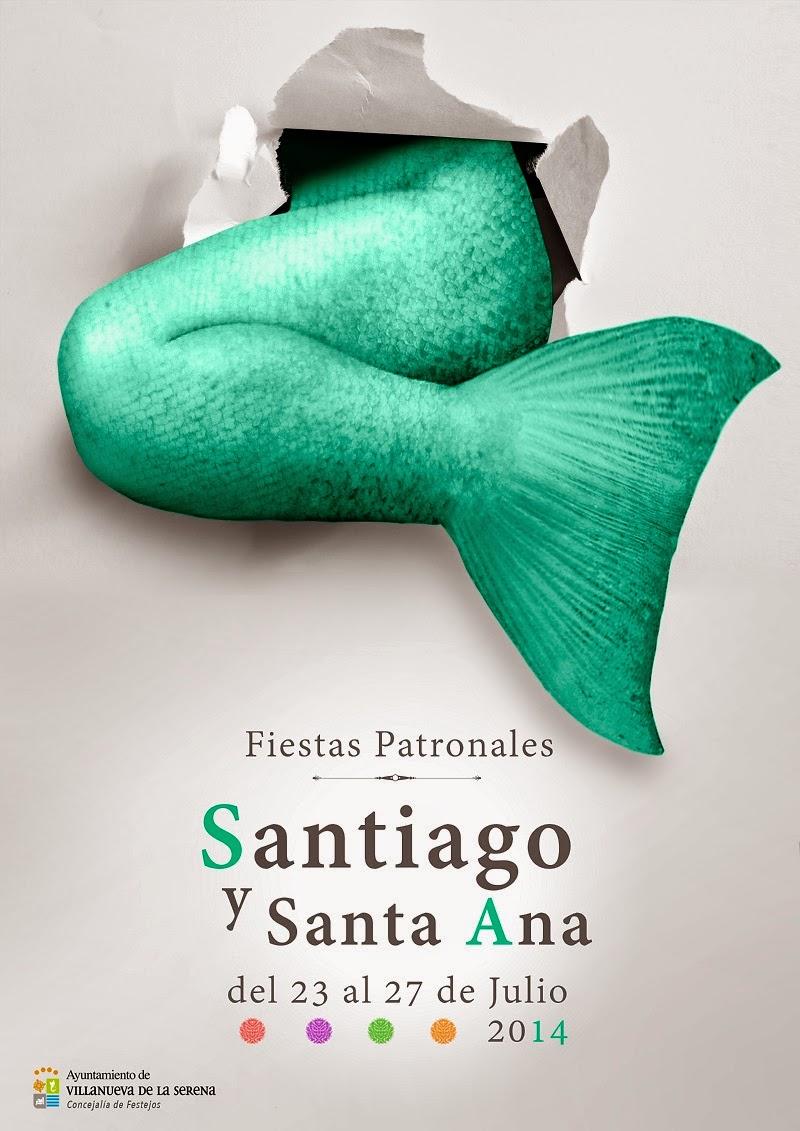 Programa de Ferias y Fiestas Santiago y Santa Ana 2014