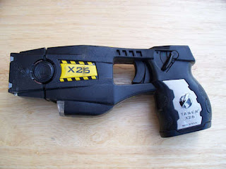 Stun Guns Can Cause Sudden Cardiac Arrest