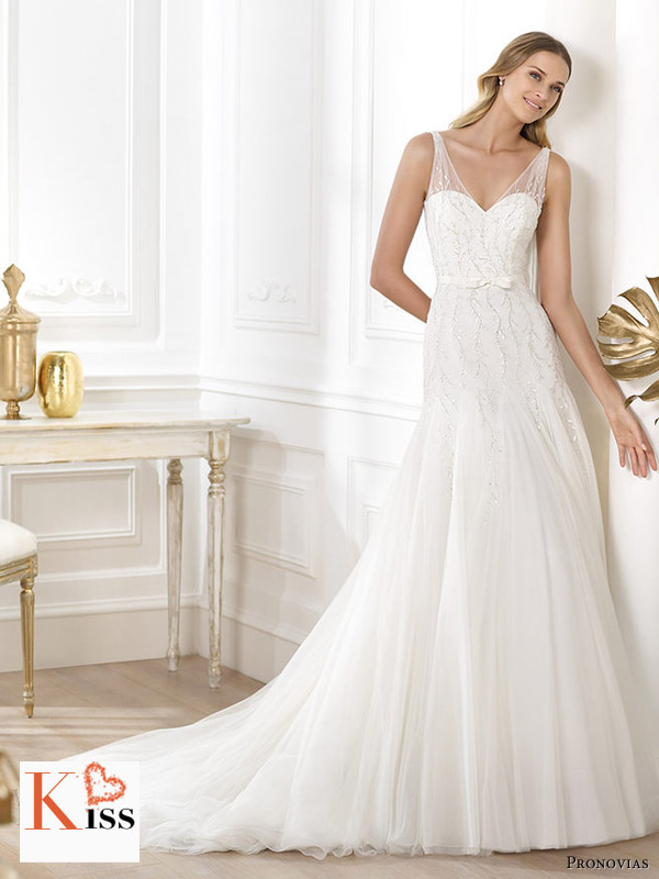 Pronovias 2014  Wedding Dresses