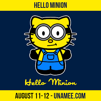 hello minion