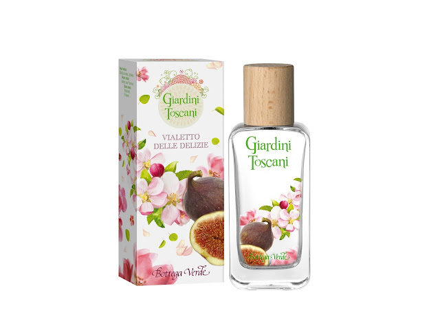 bottega verde fragranze giardini toscani