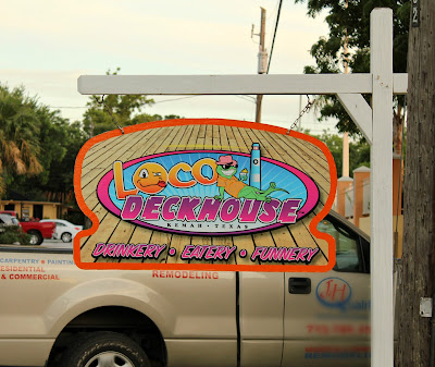 Loco Deckhouse Kemah Texas