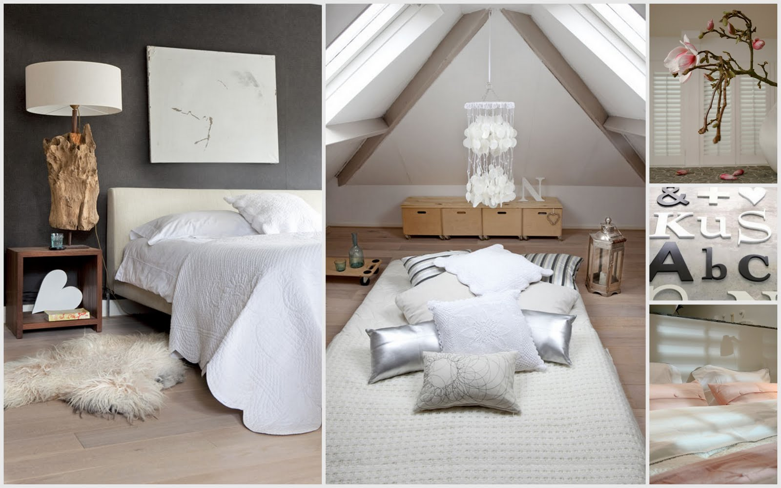 Slaapkamer Zen: Zen interieur slaapkamer pour relooker une chambre ...