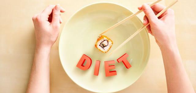 Diet Sehat Tanpa Gula Dan Garam