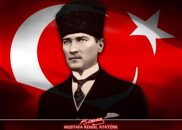 Mustafa Kamal Ataturk