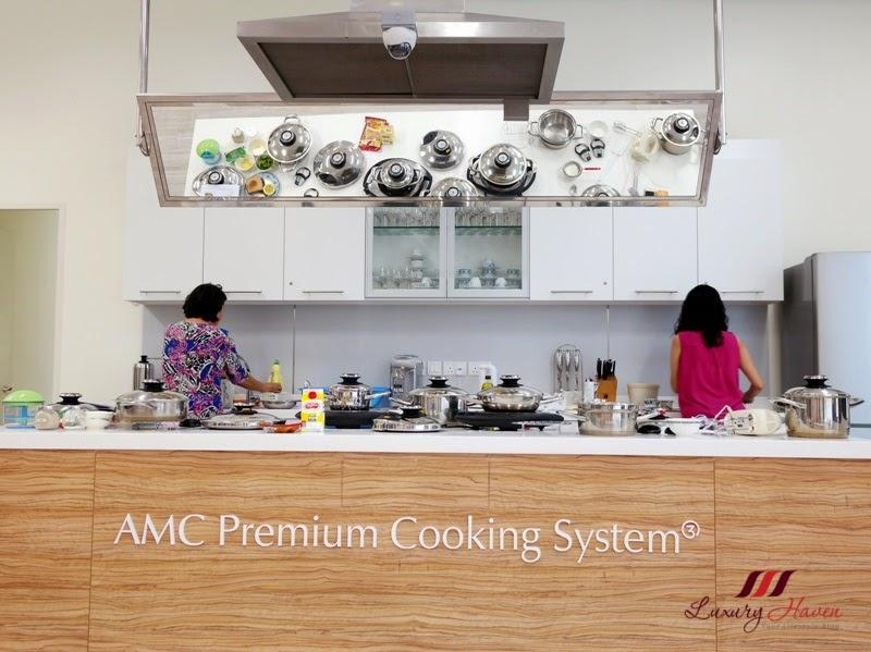 amc premium system cooking studio toa payoh
