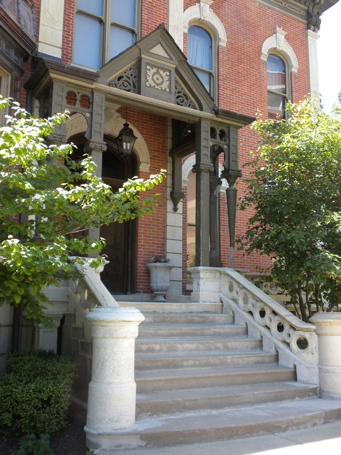 the story of a house wheeler mansion featured on annual