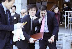 EE.UU: El embajador Mark Lippert en Corea del Sur sufre lesiones al ser acuchillado en Seúl
