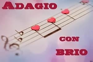 Adagio con Brio, di Loredana