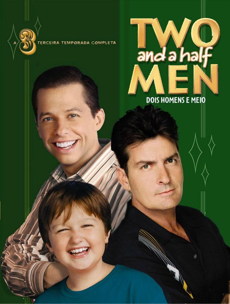 Dois Homens e Meio 3ª Temporada Torrent – BluRay 720p Dual Áudio (2005)