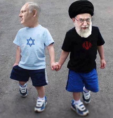 12 Persamaan Syi'ah dengan Yahudi