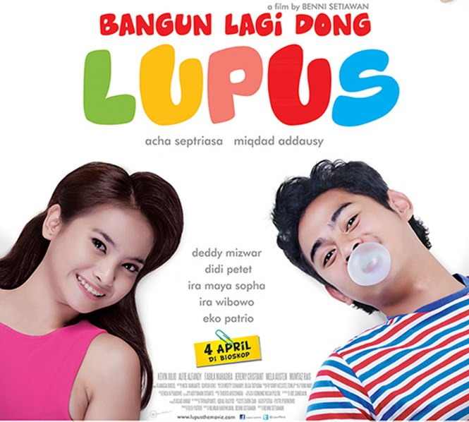 Bangun Lagi Dong Lupus Film