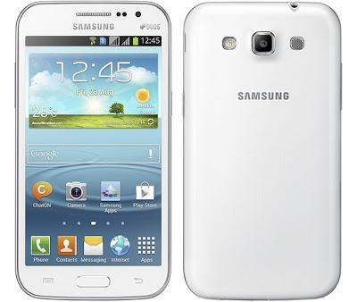 El último terminal de Samsung es el Galaxy Win