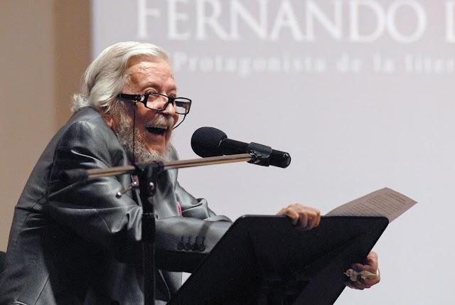 Fernando del Paso, voz fundamental de la literatura universal