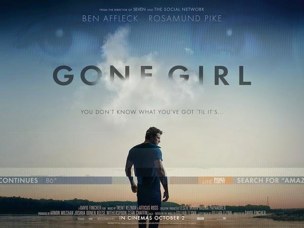 Review dan Sinopsis Film Gone Girl (2014) - Nama Film