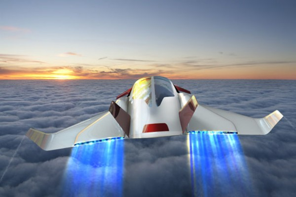 Top Future Aircraft Concept 2012