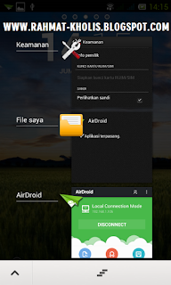 Download miniROM Xperia Inspired v1.2 Final Andromax G
