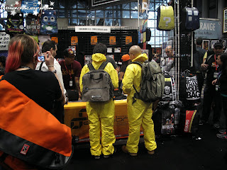 breaking bad,cosplay,walter white,bryan cranston,jesse pinkman,aaron paul,amc,comic con 2013,october 11th 2013,saturday,sunday,comic con sunday,comic con saturday,new york,nyc,manhattan,jacob javits center,newyork,