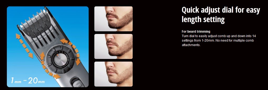 Beard Trimmer Guide