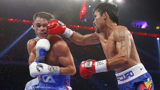 Manny Pacquiao Defeats Chris Algieri Via Unanimous Decision
