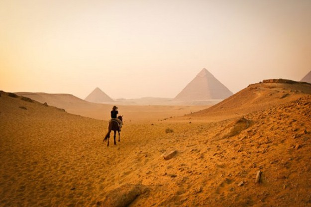 Piramid Giza - Mesir