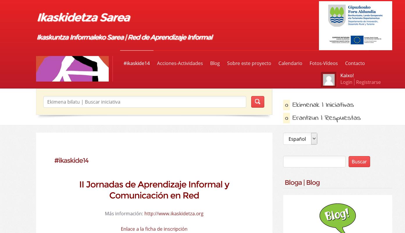 http://www.ikaskidetza.org/es/