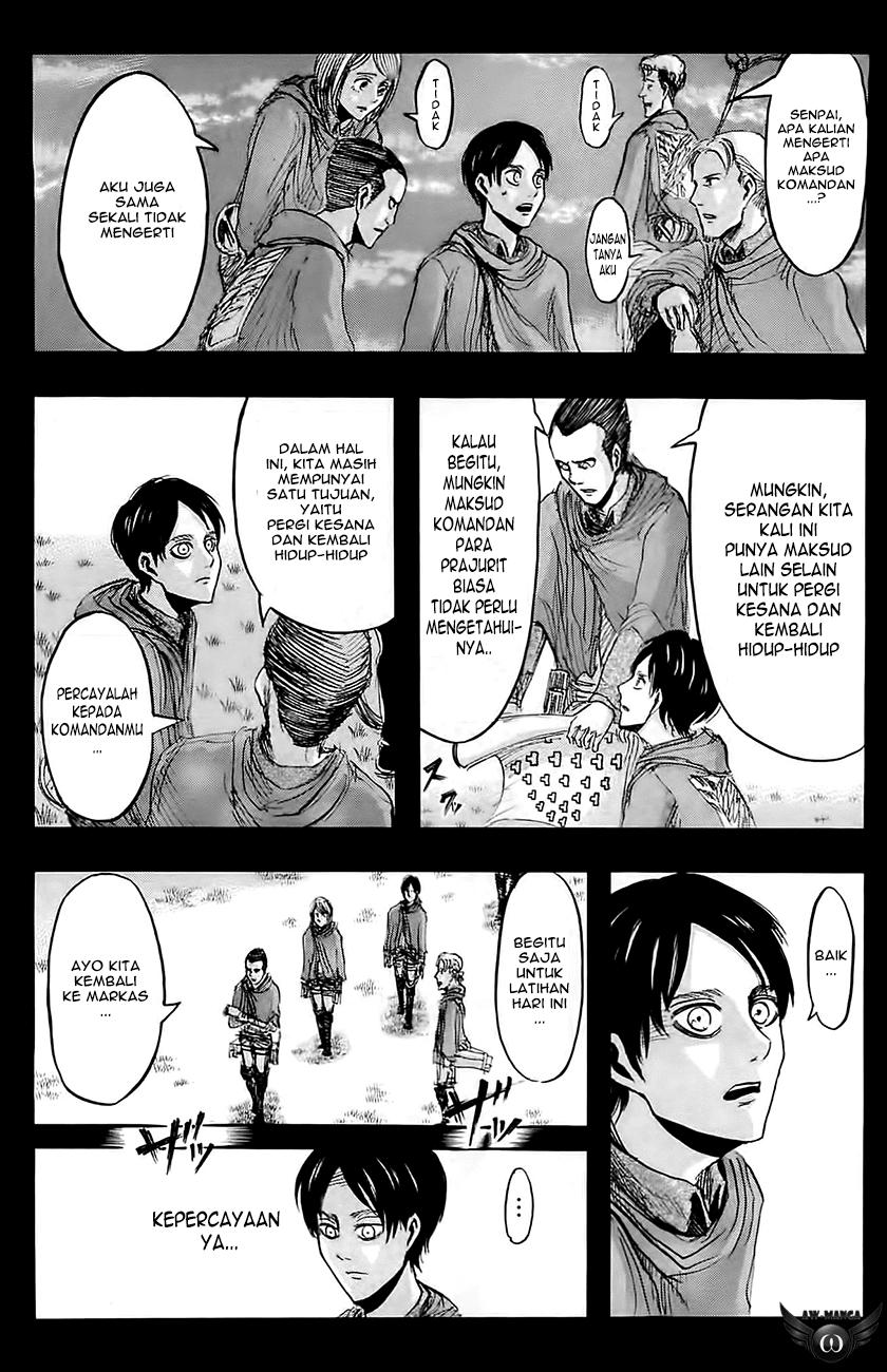 Shingeki no Kyojin Chapter 22-4
