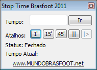 stoptime Stop Time Brasfoot 2011 Build 2